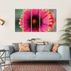 Ripe Red Flower Canvas Wall Art-5 Horizontal-Small-Gallery Wrap-Tiaracle