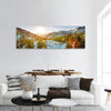 Sierra Nevada Mountains Panoramic Canvas Wall Art Tiaracle