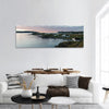 South Twillingate Island In Canada Panoramic Canvas Wall Art 1 Piece / Small Tiaracle