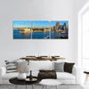 Sydney Skyline With Opera House Panoramic Canvas Wall Art 3 Piece / Small Tiaracle