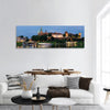 The Wawel Royal Castle In Krakow Panoramic Canvas Wall Art 1 Piece / Small Tiaracle