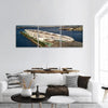 Tomorrow Museum In Brazil Panoramic Canvas Wall Art Tiaracle