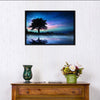 Tree At Starry Night Multi Panel Canvas Wall Art-Tiaracle