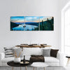 View Of A Lake Tahoe Panoramic Canvas Wall Art Tiaracle