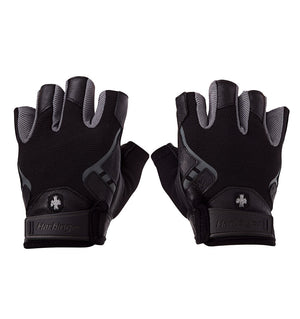 0143 Harbinger Pro Mens Gym Gloves Pair Top