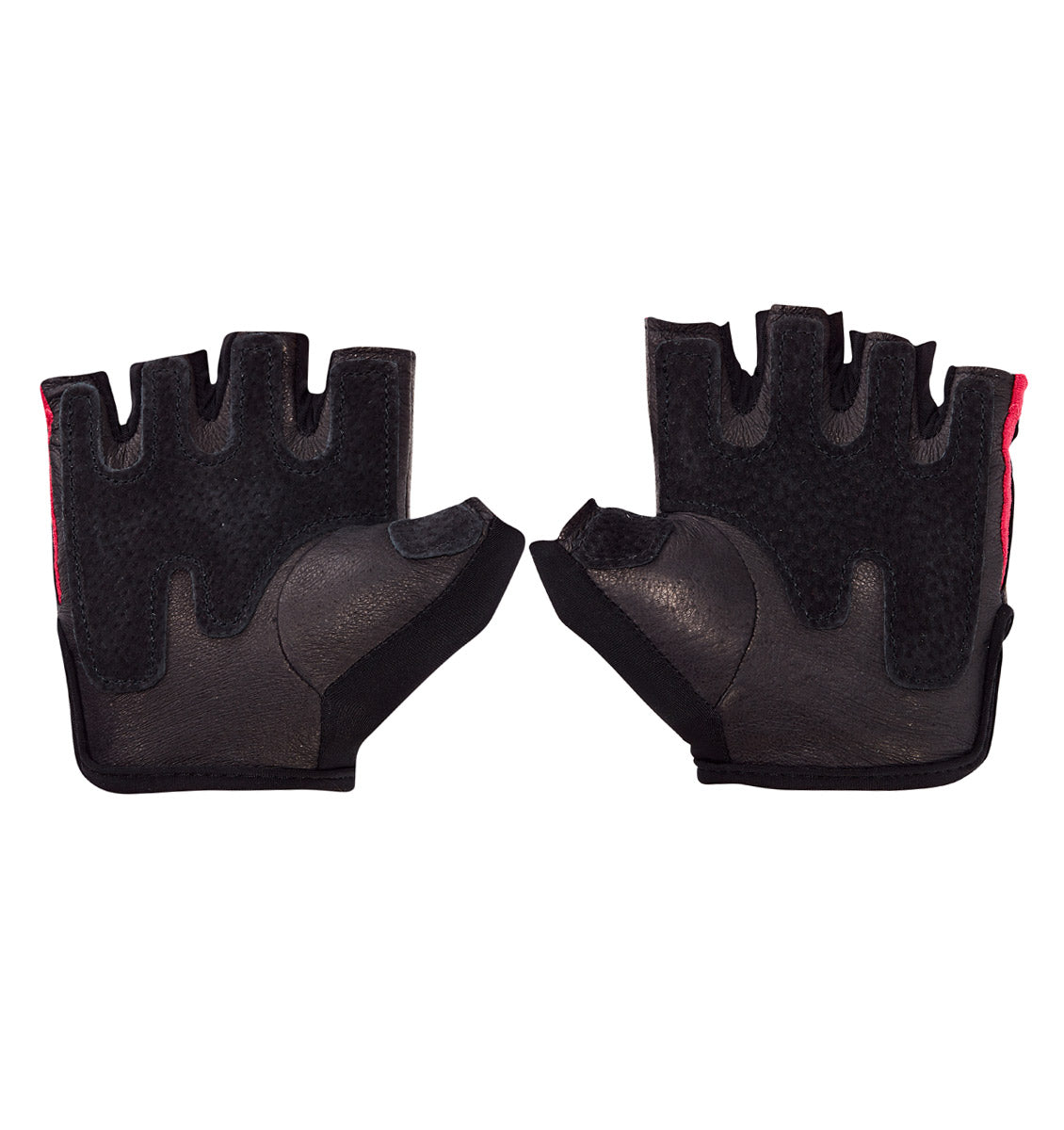 0149 Harbinger Pro Womens Gym Gloves Pink Pair Palm