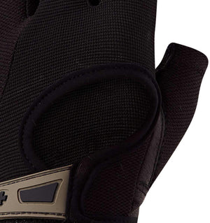 0154 Harbinger Power Womens Gym Gloves Top Close Up