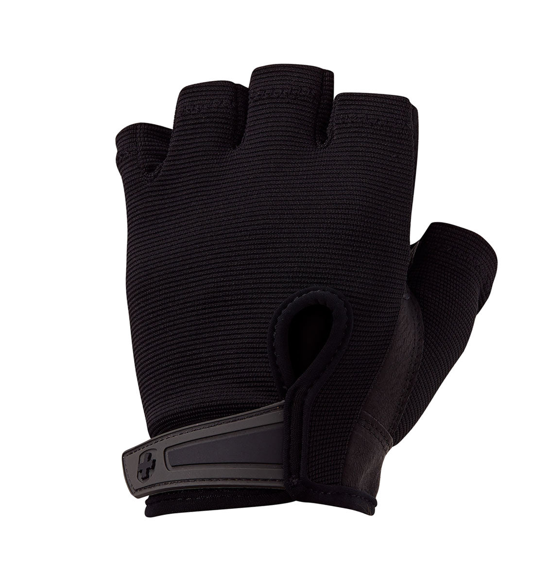0155 Harbinger Power Series Mens Gym Gloves Left Top