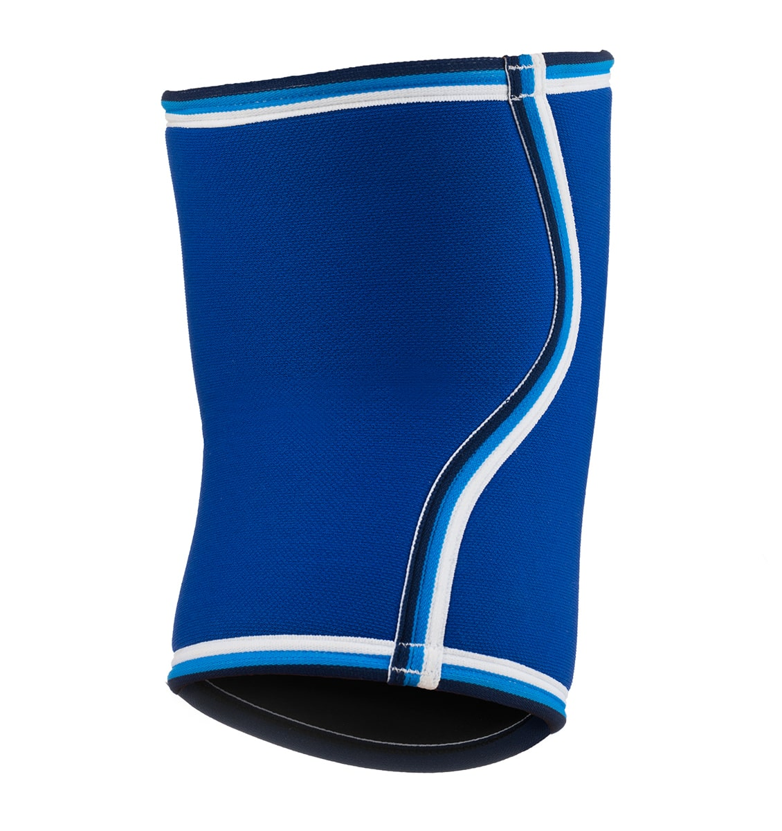 07084 - Rehband Knee Sleeve - Blue Line - 7mm - Back