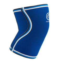 07084 - Rehband Knee Sleeve - Blue Line - 7mm - Side