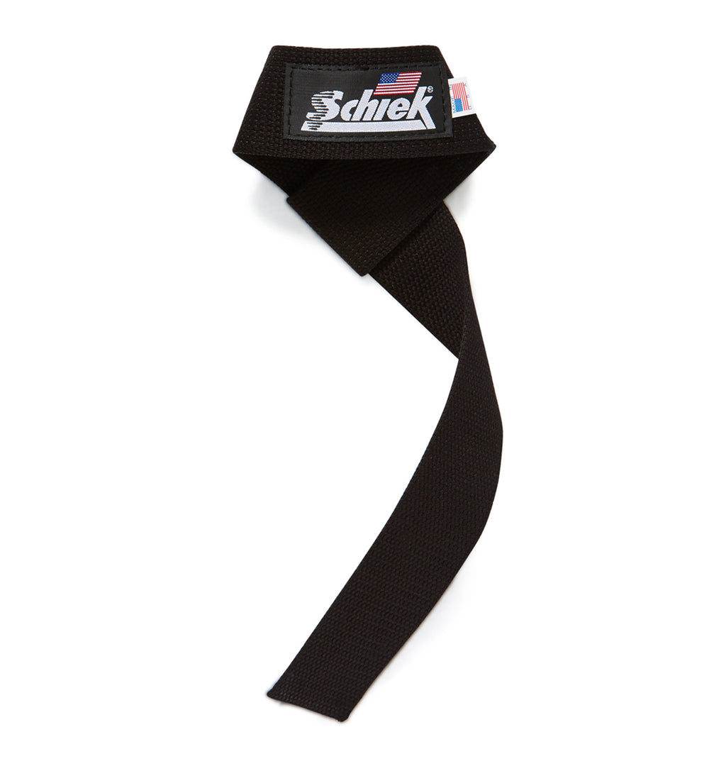 1000BLS2 Schiek Basic Lifting Straps 2 inch Front Single