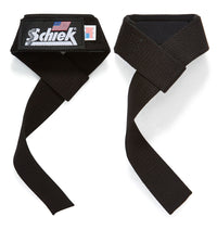 1000BPS Schiek Basic Padded Lifting Straps Alternate Pair