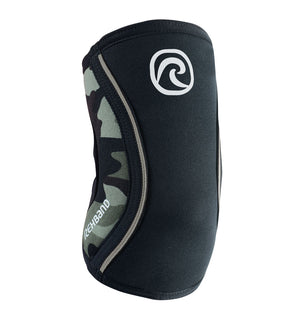 102331 - Rehband Rx Elbow Sleeve - Camo - 5mm/3mm - Front