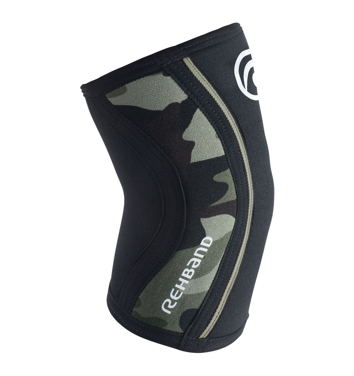 102331 - Rehband Rx Elbow Sleeve - Camo - 5mm/3mm - Side