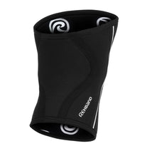 105206-03 - Rehband Rx Knee Sleeve - Black - 3mm - Back
