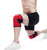 105304-01 - Rehband Rx Knee Sleeve - Red/Black - 5mm - Lifestyle Shot