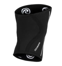 105406-03 - Rehband Rx Knee Sleeve - Black - 7mm - Back