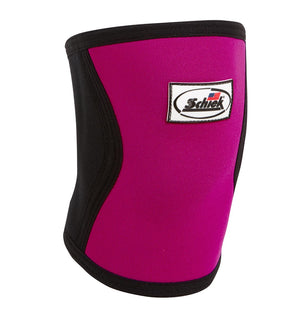 1160CF Womens Knee Sleeves Schiek Womens Rx Cross Training Knee Sleeves Pink Front