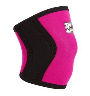 1160CF Womens Knee Sleeves Schiek Womens Rx Cross Training Knee Sleeves Pink Side