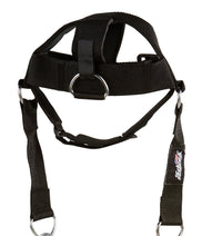 1500H Schiek Adjustable Head Harness with Chain Padding