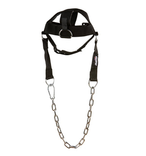 1500H Schiek Adjustable Head Harness with Chain Whole