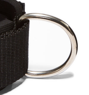 1700 Schiek Ankle Straps Cuffs Black Hook Close Up