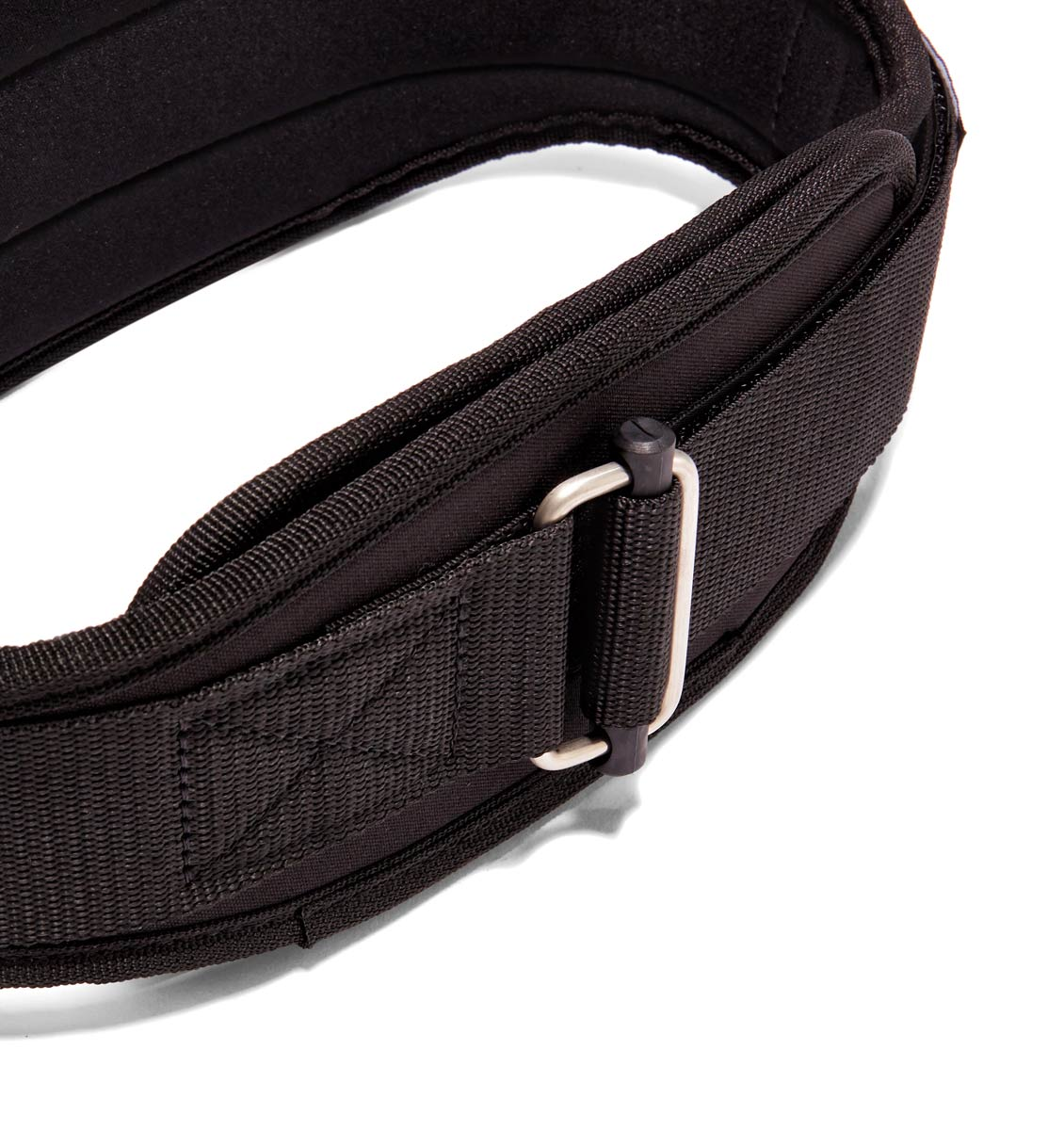 2004 Schiek Contour Weight Lifting Belt Black Buckle