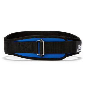 2004 Schiek Contour Weight Lifting Belt Royal Blue Front