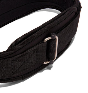 2006 Schiek Contour Weight Lifting Belt Black Buckle