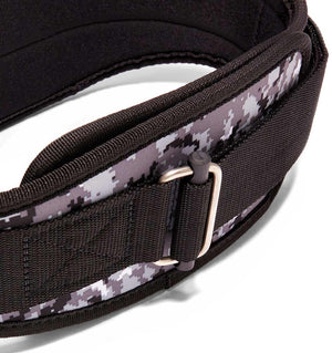 2006 Schiek Contour Weight Lifting Belt Digi Camo Buckle