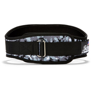 2006 Schiek Contour Weight Lifting Belt Digi Camo Front
