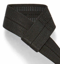 20800 Harbinger Leather Lifting Straps Back Close Up