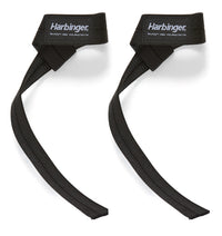20600 Harbinger Big Grip Lifting Straps Front Pair