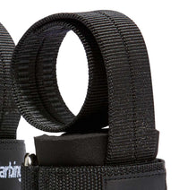 21700 Harbinger BIG GRIP Pro Lifting Straps Strap Close Up