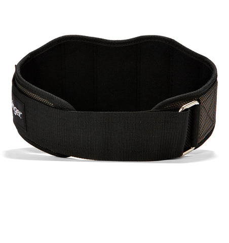 22300 Harbinger 7.5-inch FirmFit Contoured Mens Weight Lifting Belt Front