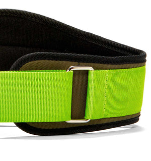 2434 Harbinger Womens Flexfit Contour Belt Front Close Up
