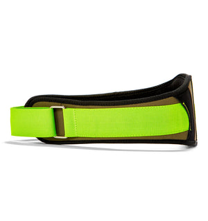 2434 Harbinger Womens Flexfit Contour Belt Side
