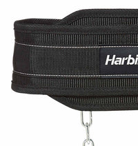 28900 Harbinger PolyPro Dip Belt Back Close Up