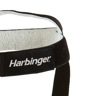 37320 Harbinger Nylon Head Harness with Chain Padding Close Up