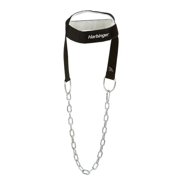 37320 Harbinger Nylon Head Harness with Chain Whole