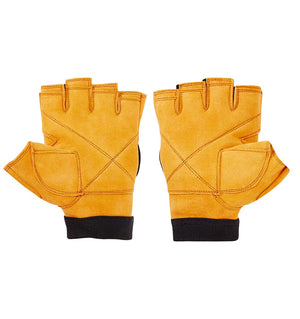 415 Schiek Power Series Lifting Gloves Pair Palm