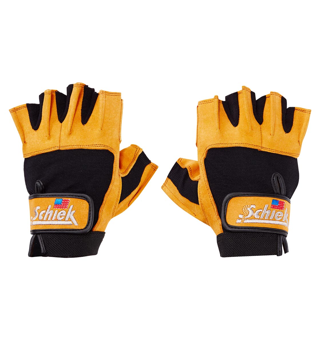 415 Schiek Power Series Lifting Gloves Pair Top