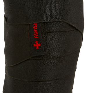 46700 Harbinger 72 inch Power Knee Wrap Front Close Up
