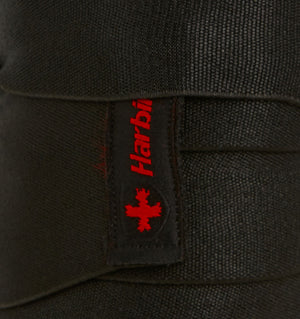 46700 Harbinger 72 inch Power Knee Wrap Side Extreme Close Up