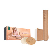 BAHE Eco-Yogi Set - Oat/Cork - 14