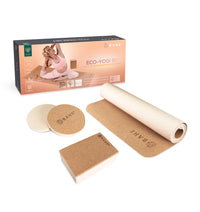 BAHE Eco-Yogi Set - Oat/Cork - 1