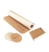 BAHE Eco-Yogi Set - Oat/Cork - 3