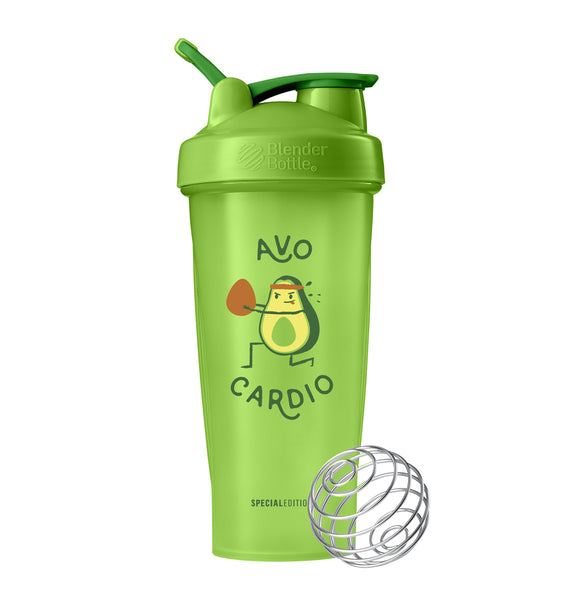 BlenderBottle Shaker Bottle - 28oz/825mL - Avocardio - 1