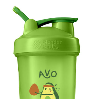 BlenderBottle Shaker Bottle - 28oz/825mL - Avocardio - 2