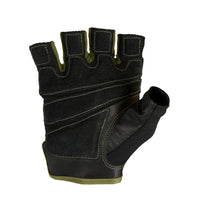 Harbinger Men's FlexFit Wash&Dry Glove Green Black - 2